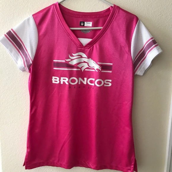 Team Apparel Tops - Broncos Jersey